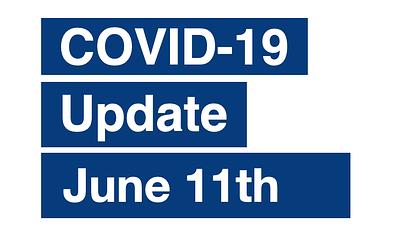 PAS Update on Coronavirus (COVID-19) June 11th