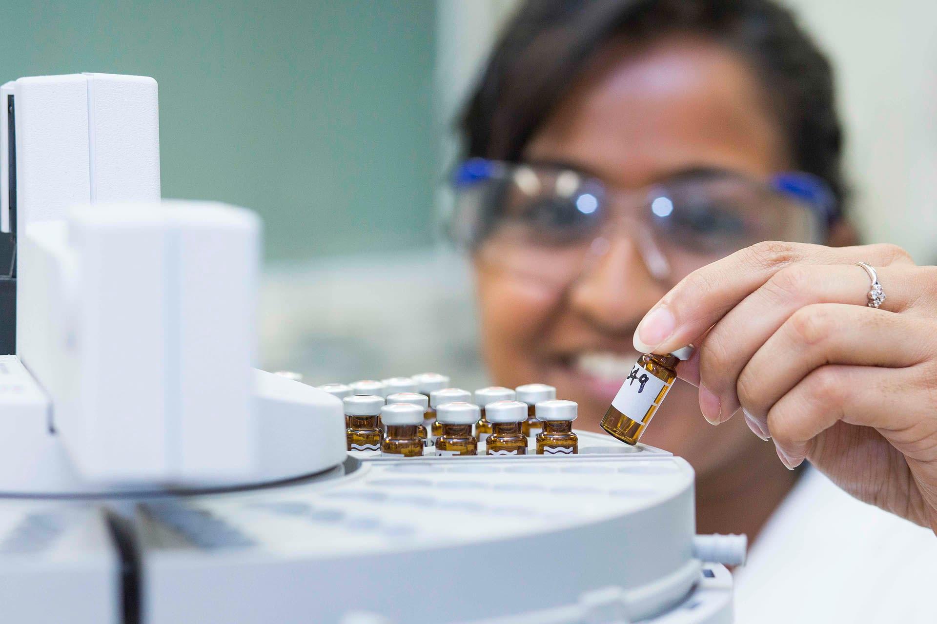 Mycotoxins Testing
