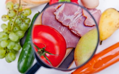 Detection of Meat in Vegetarian Foods
